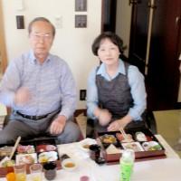 鈴木Lご夫妻、いつもありがとうございます!