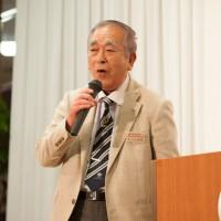 中央大学校歌ソングリーダーは小山浩伸Lが務められました